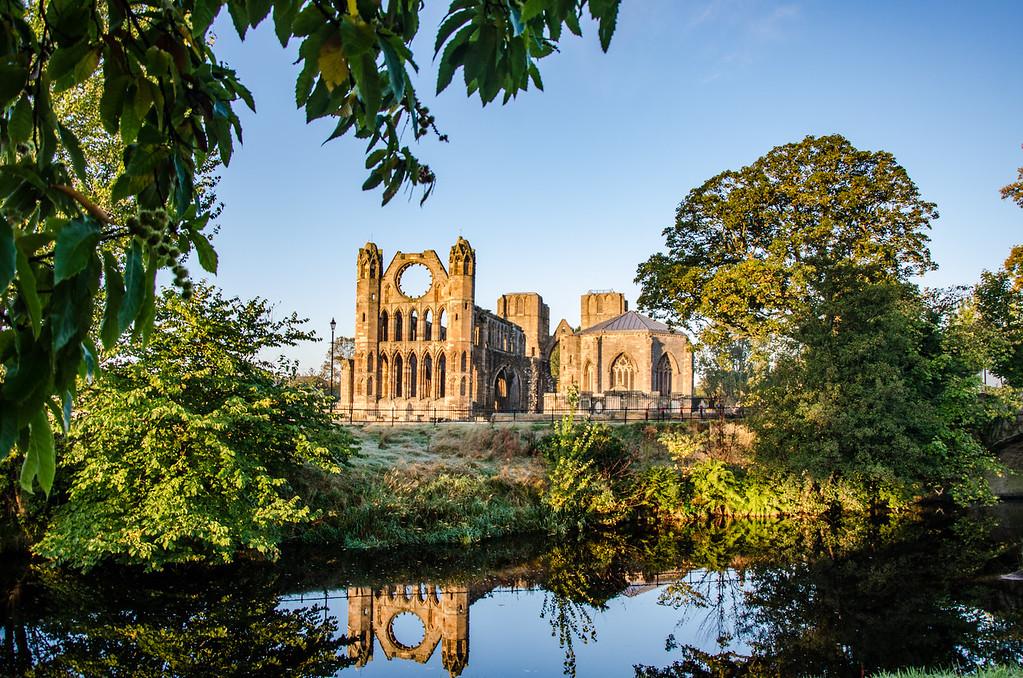 Elgin Cathedral Scotland