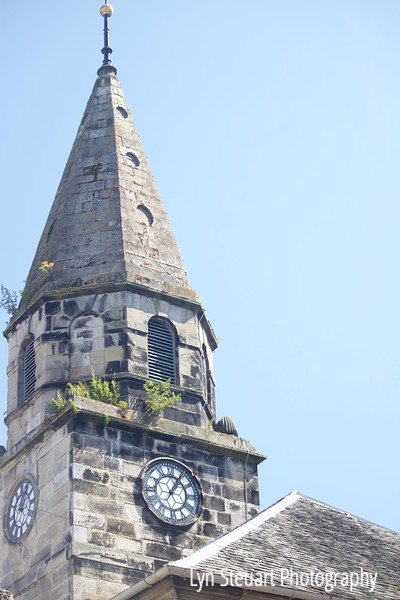 clock tower in Falkland
