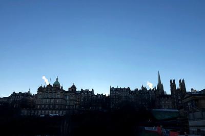 Old Town, Edinburgh, Scotland, United Kingdom