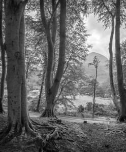 An Teallach from Dundonnell, Wester Ross