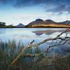 At the Lochan's Edge