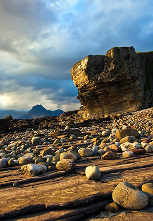 Elgol, The Golden Coast PB2658