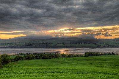 Cromarty Firth View, Culbokie, Scotland