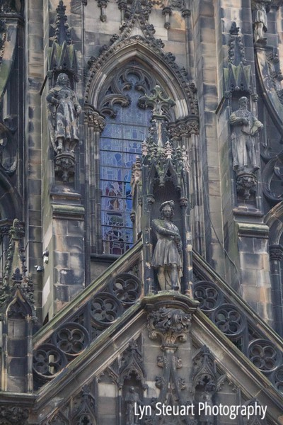Sir Walter Scott Monument  Edinburgh