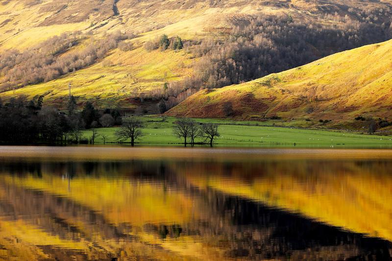 Loch Lochy, Scotland, United Kingdom