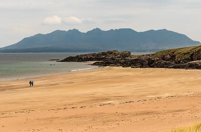 Isle of Rum and Skye