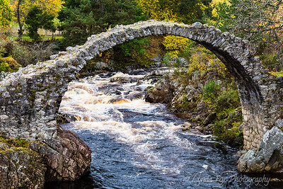 Old Packhorse Bridge