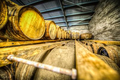 Aging Scotch