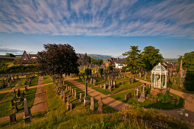 Stirling Cemetery