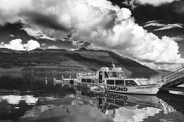 A Tranquil Loch Lomond