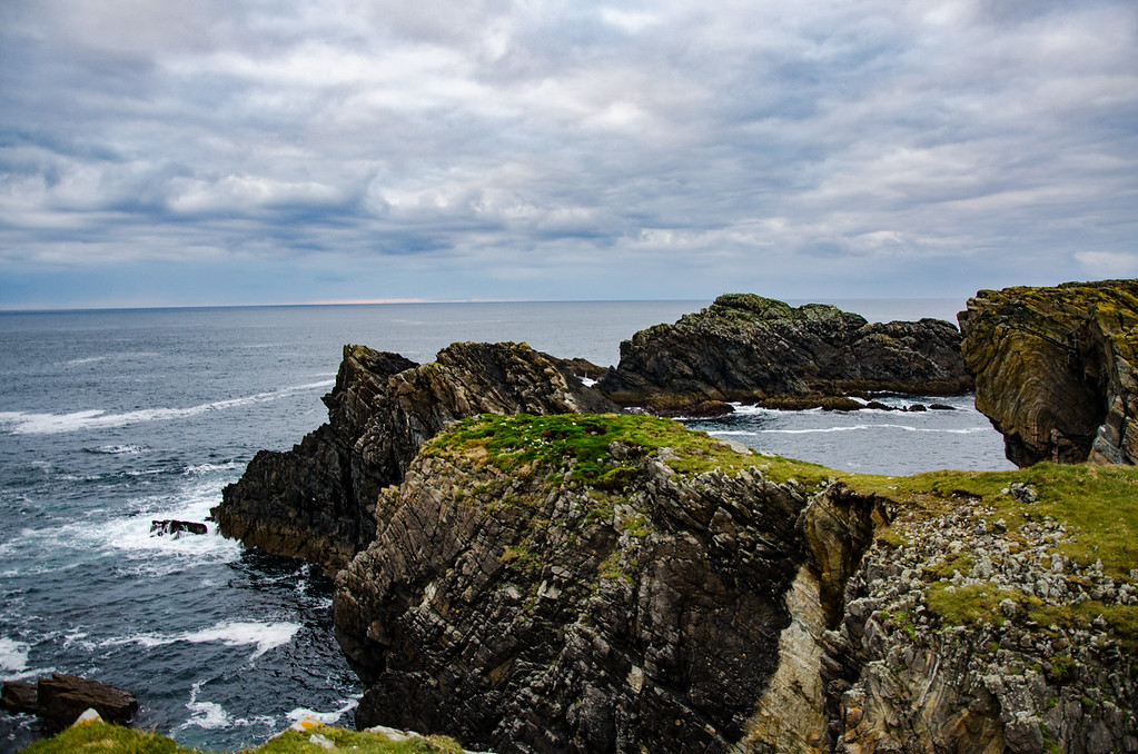 North point of Isle of Lewis Scotland