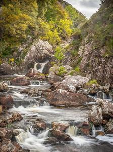 Inverianvie River, Wester Ross