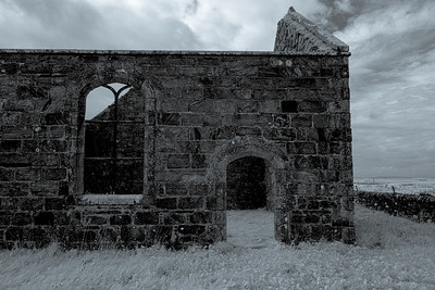 Abandoned Church, North Uist