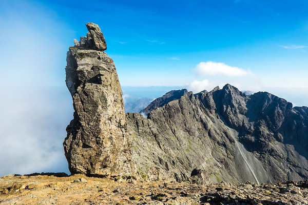 Skye Cuillin, Innaccesible Pinnacle