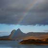 Rainbow Over Cam Loch