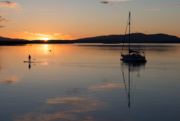 Connel Sunset