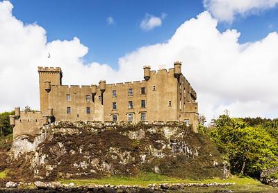 Scotland - Dunvegan Castle