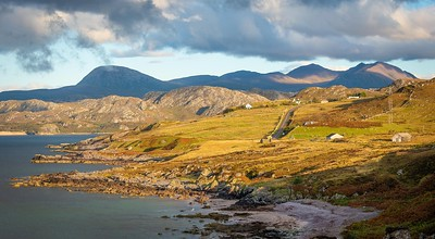 First Coast and Second Coast with An Teallach and Sail Mhòr, Wester Ross