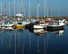 Nairn Boat Harbour, on the Moray Firth