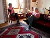 Nairn Living Room: Kath and Rich