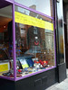 North Berwick, Scotland. Your local small-town Scottish goods store.