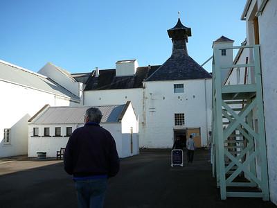 Scotland: Whisky Distilleries