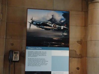 Kelvingrove - Spitfire Plane