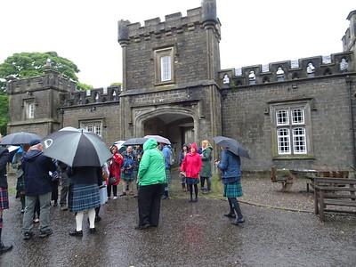 Mugdock Castle - Entrance
