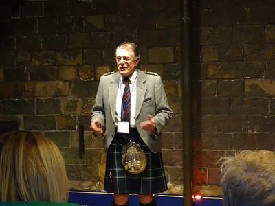 Mugdock Castle - Chieftain Richard Graham