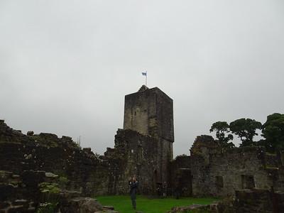 Mugdock Castle with Nathan Beattie