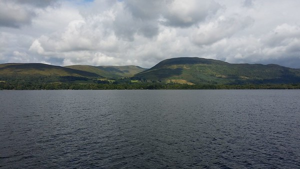 Cruise on Loch Lomand