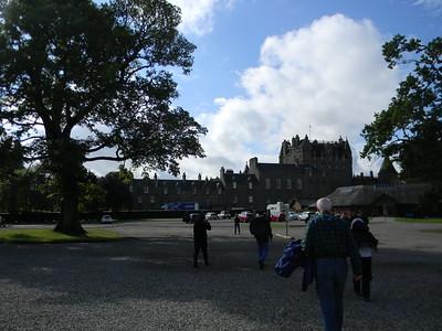 1817  Glamis Castle, Forfarshire