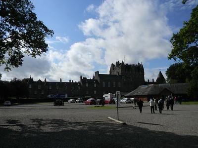 1818  Glamis Castle, Forfarshire