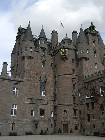 1825  Glamis Castle, Forfarshire