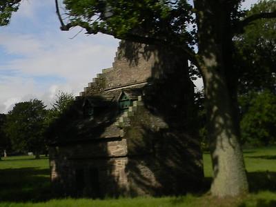 1814  Glamis Castle Doocot, Forfarshire