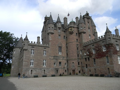 1824  Glamis Castle, Forfarshire