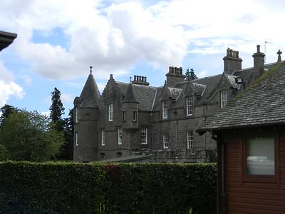 1823  Glamis Castle, Forfarshire