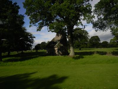 1813  Glamis Castle Doocot, Forfarshire