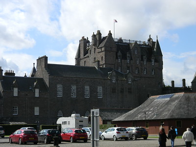 1819  Glamis Castle, Forfarshire