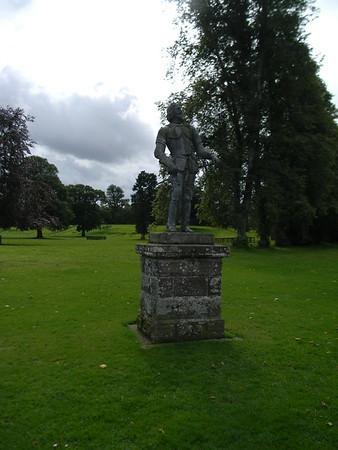 1827  Glamis Castle, Forfarshire