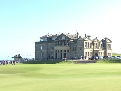 Old Course, St. Andrews Scotland