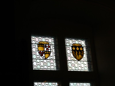 2687  Montrose and Claverhouse Coats of Arms, The Great Hall, Edinburgh Castle
