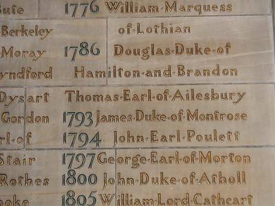2585  Thistle Chapel, St  Giles Cathedral, Edinburgh