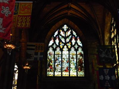 2582  St  Giles Cathedral, Edinburgh