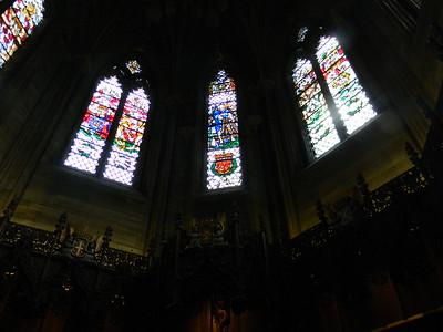 2588  Thistle Chapel, St  Giles Cathedral, Edinburgh