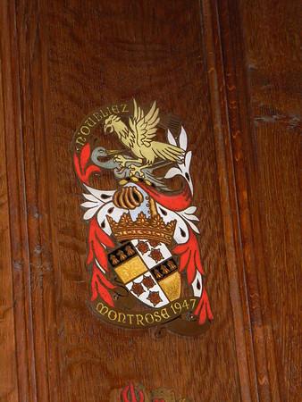 2587  Thistle Chapel, St  Giles Cathedral, Edinburgh