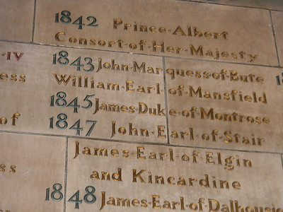 2584  Thistle Chapel, St  Giles Cathedral, Edinburgh