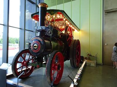 Riverside Auto Museum - Glasgow