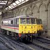 86214 at Edinburgh Waverley, 14 September 1991