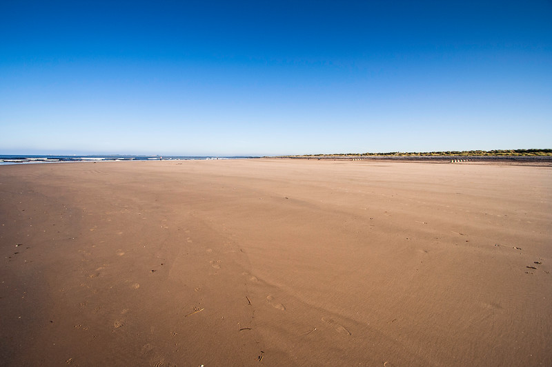 Findhorn Beach